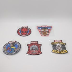 *3/$20* Funko Marvel Patch Lot